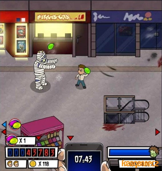 zombies ate my phone freegamearchivecom