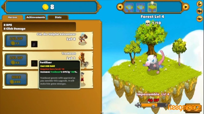clicker heroes guide