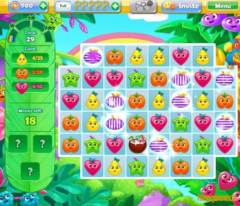 Fruit Fever World - Freegamearchive.com