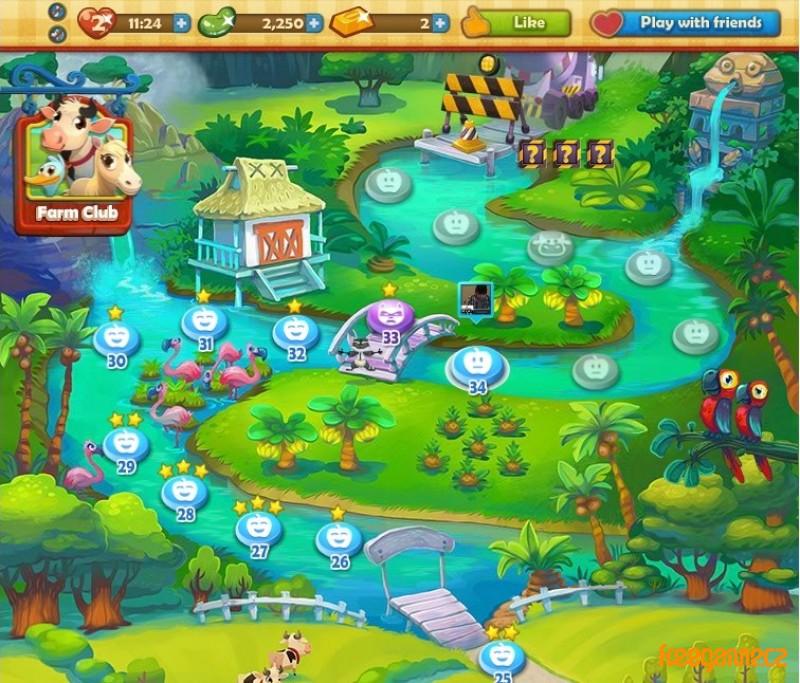 free online games farm heroes saga
