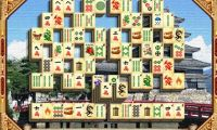 Mahjong Castle on water