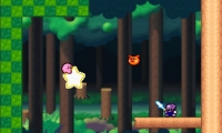 Kirby Invaders from the Dark