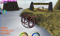 Action Wheel Racer