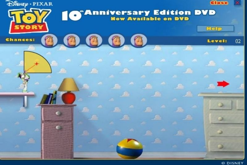 download toy story games buzz jump free software