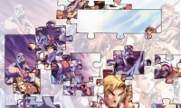 Street Fighter Jigsaw Puzzle