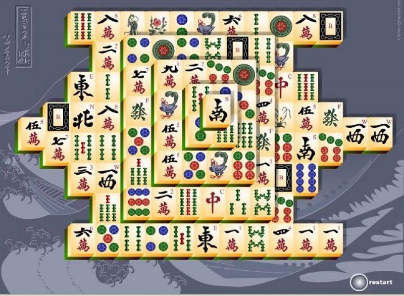 mahjongg mahjong