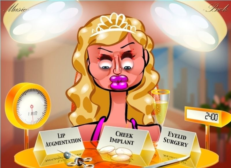 Игры онлайн хирург