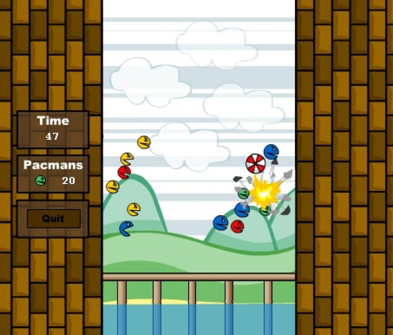 kill the pacman freegamearchivecom