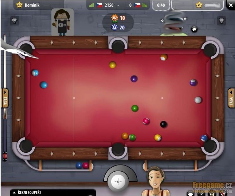 Pool live tour elakiri community for Pool game show