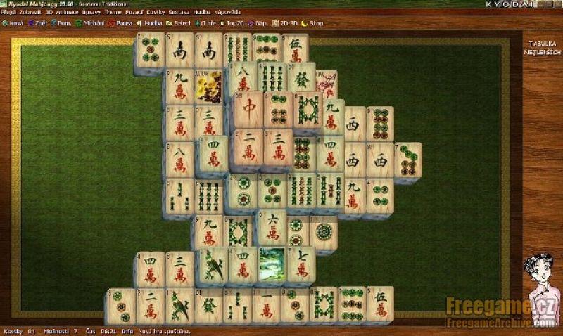 kyodai mahjongg freeware