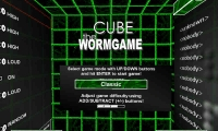Cube the Worm Game